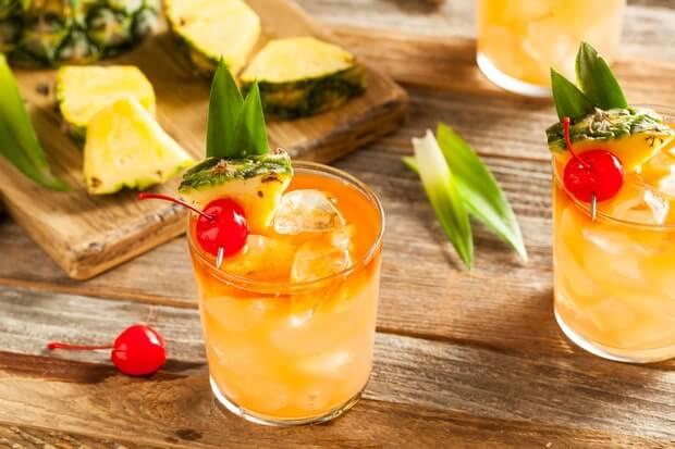 3 deliciosas recetas de cócteles y cócteles sin alcohol de espino