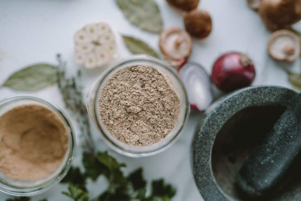 Nourishing Herbal Soup Seasoning Mix feature image