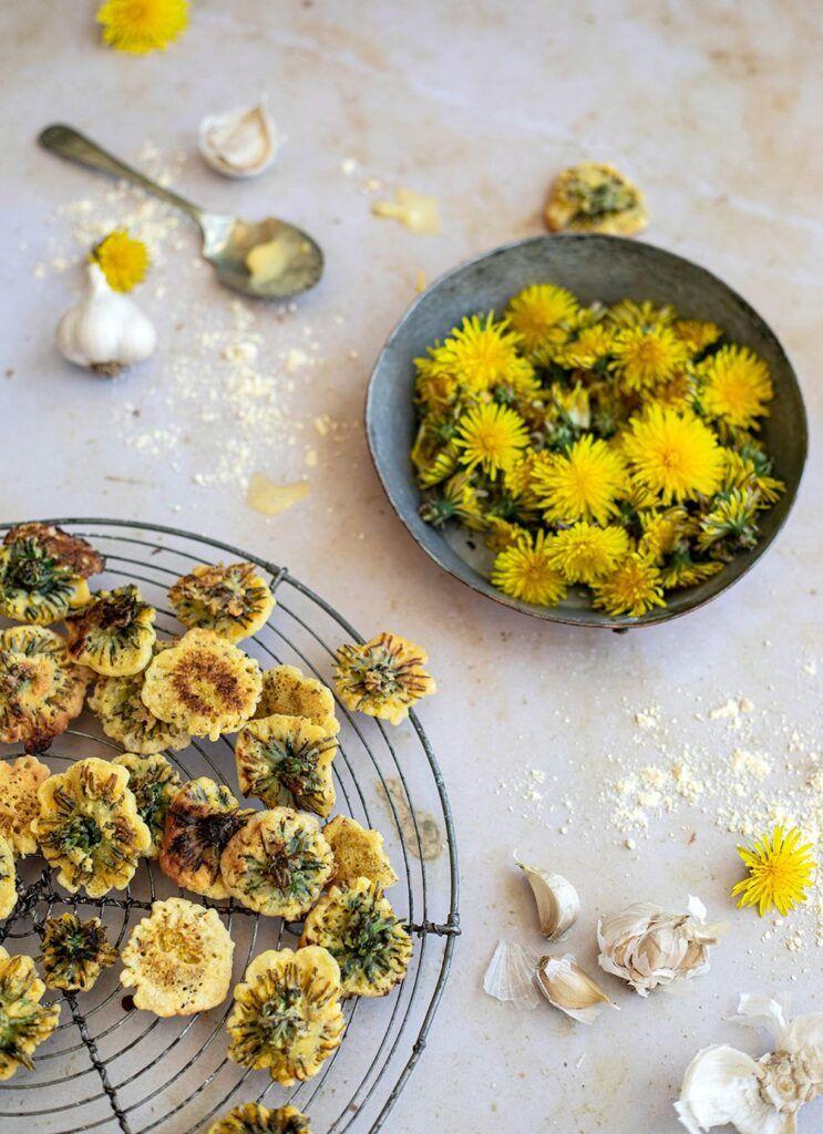 dandelion-flower-fritters